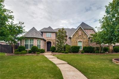 Allen Single Family Home For Sale: 2265 Wakefield Lane