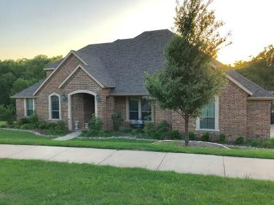 Midlothian Single Family Home For Sale: 1821 Cotton Creek Trail