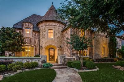 Collin County Single Family Home For Sale: 6062 Bellevue Place
