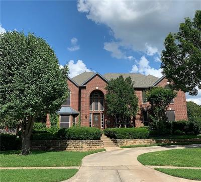 Southlake Residential Lease For Lease: 818 Stratford Drive