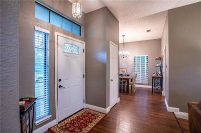 Rowlett Single Family Home Active Option Contract: 3416 Aster Lane