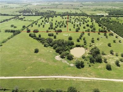 Jack County Residential Lots & Land For Sale: Tract 3 Hawthorn Road