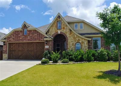 Waxahachie Single Family Home For Sale: 308 Tumbleweed Trail