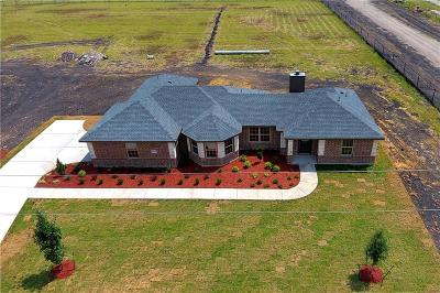 Crandall, Combine Single Family Home For Sale: 9143 Cr 4116