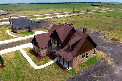 Crandall, Combine Single Family Home For Sale: 9221 Cr 4116