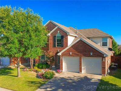 Sachse Single Family Home For Sale: 6114 Lakecrest Drive