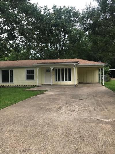 Van Single Family Home For Sale: 307 N Pecan Street