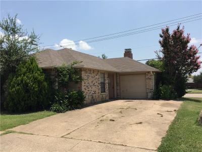 Fort Worth Single Family Home For Sale: 6700 Oriole Court