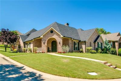 Highland Village Single Family Home For Sale: 3211 Shore View Drive