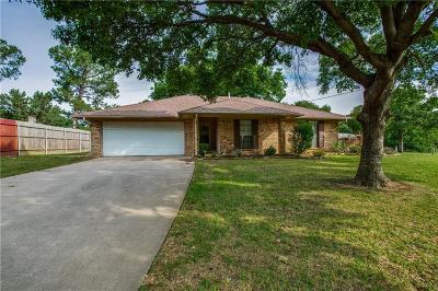 Grapevine Single Family Home For Sale: 2808 Panhandle Drive