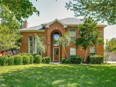 Grapevine Single Family Home For Sale: 3321 Clearfield Drive