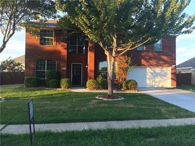 Wylie Single Family Home For Sale: 3600 Lombardy Drive