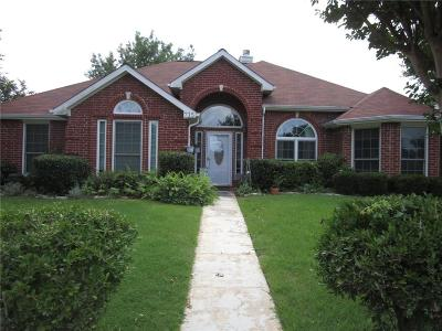 Rockwall Single Family Home For Sale: 715 Bluebell Court
