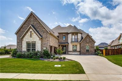 Flower Mound Single Family Home For Sale: 10901 Smoky Oak Trail