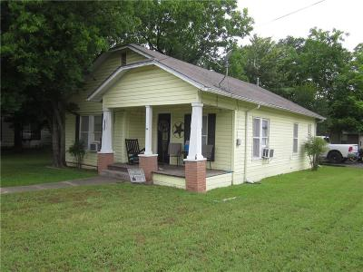 Caddo Mills Single Family Home For Sale: 2505 Second Street