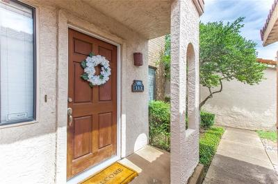 Irving Condo For Sale: 525 Ranch Trail #143