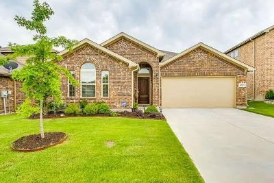 Haslet Single Family Home Active Option Contract: 14629 San Pablo Drive
