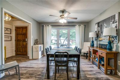 Carrollton Single Family Home Active Option Contract: 2309 Evergreen Street