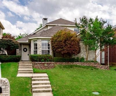Carrollton Single Family Home For Sale: 1345 Dallshan Drive