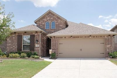 Prosper Single Family Home For Sale: 15612 Piedmont Park Drive