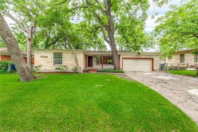 Dallas County Single Family Home For Sale: 2316 Millermore Street
