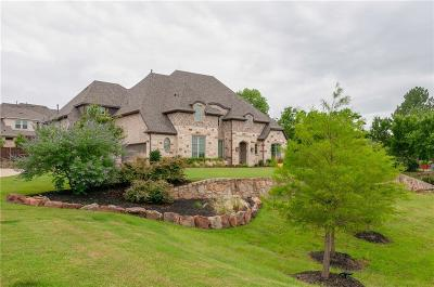 Keller Single Family Home For Sale: 616 Mount Gilead Road