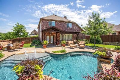 Fort Worth Single Family Home Active Option Contract: 749 Dalrock Road