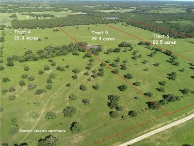 Jack County Residential Lots & Land For Sale: Tract 5 Hawthorn Road