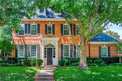 Plano Single Family Home For Sale: 5957 Willowross Way
