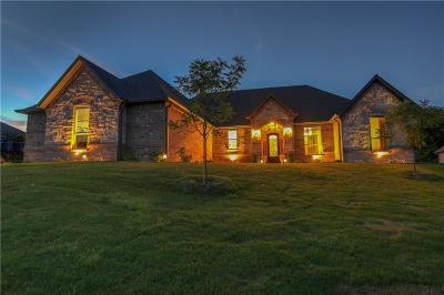 Granbury Single Family Home For Sale: 10107 Ravenswood Road