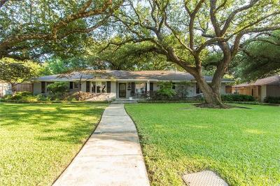 Single Family Home For Sale: 5610 Ridgetown Circle