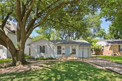 Single Family Home For Sale: 581 Aqua Drive