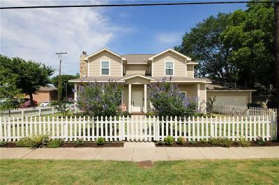 Mckinney Single Family Home For Sale: 916 N Church Street