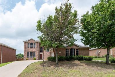 Sachse Single Family Home For Sale: 3612 Valley Forge Drive