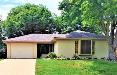 Weatherford Single Family Home Active Option Contract: 116 Black Forest Drive
