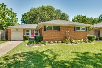 Richardson Single Family Home For Sale: 624 Northill Drive