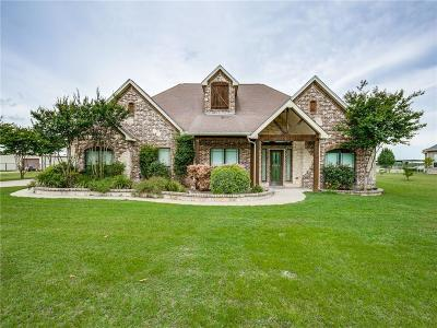 Waxahachie Single Family Home Active Contingent: 1364 E Highland Road
