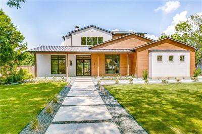 Dallas County Single Family Home For Sale: 4447 Taos Road