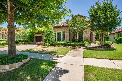 Irving Single Family Home For Sale: 6608 Barcelona