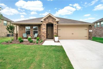 Waxahachie Single Family Home For Sale: 102 Morning Star Lane