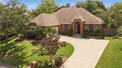Rockwall Single Family Home Active Option Contract: 5905 Sceptre Drive