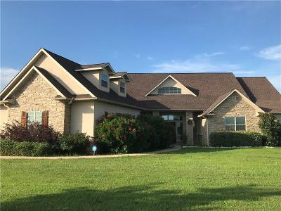 Wills Point Single Family Home Active Option Contract: 1088 Havenbrook