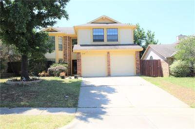 Grapevine Single Family Home For Sale: 2236 Ryan Ridge