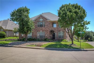Rockwall Single Family Home For Sale: 1450 Clubhill Drive