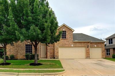 Fort Worth Single Family Home Active Option Contract: 5149 Comstock Circle