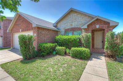 Denton County Single Family Home Active Option Contract: 1804 Thorntree Lane