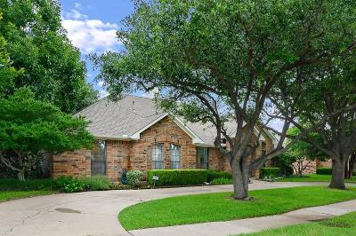 Carrollton Single Family Home Active Option Contract: 2509 Willowdale Drive
