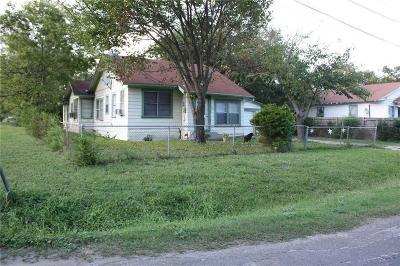 Corsicana Single Family Home For Sale: 700 E 18th Avenue
