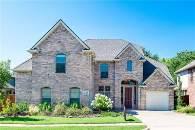 Allen Single Family Home Active Option Contract: 905 White River Drive