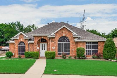 Highland Village Single Family Home Active Contingent: 101 Idlewild Court